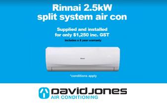 Rinnai Air Conditioner