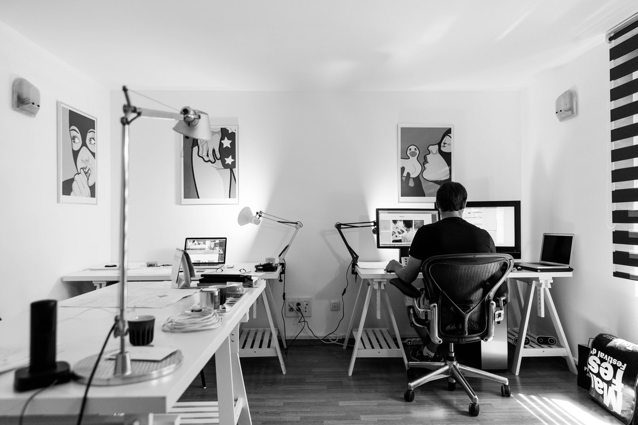 setting up your perfect home office